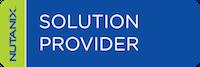 Nutanix Solution Provider